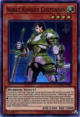 Noble Knight Custennin - CYHO-EN088 - Super Rare - Unlimited Edition