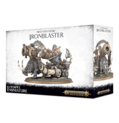 Gutbusters Ironblaster- Repackage