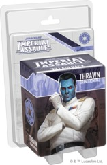 Star Wars: Imperial Assault - Thrawn Villain Pack