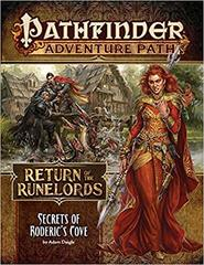 #133 Secrets of Roderick's Cove (Return of the Runelords 1 of 6)