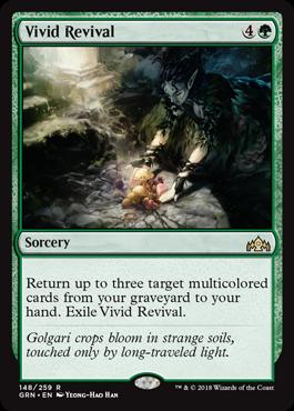 Vivid Revival - Foil