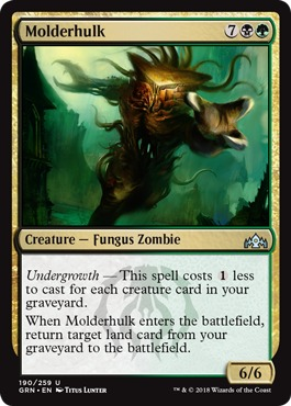Molderhulk - Foil