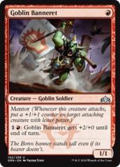 Goblin Banneret - Foil