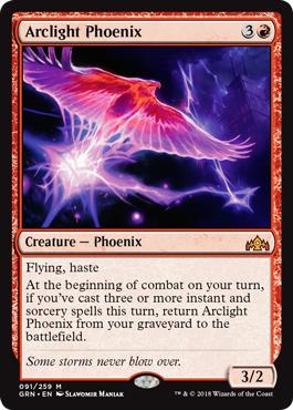 Arclight Phoenix - Foil