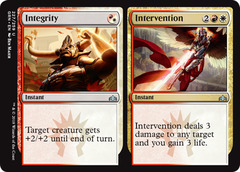 Integrity // Intervention - Foil