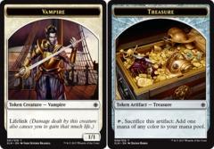 Vampire Token // Treasure Token (008)