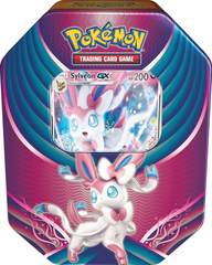 2018 Evolution Celebration Tins Sylveon GX