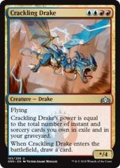 Crackling Drake - Foil