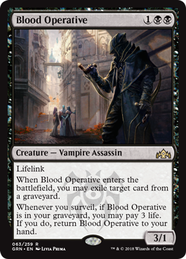 Blood Operative - Foil