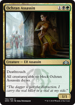 Ochran Assassin - Foil