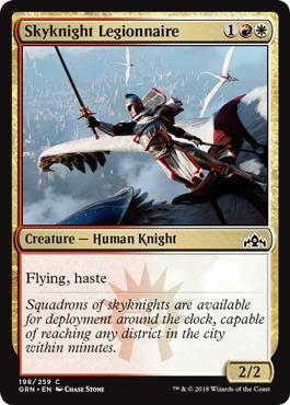 Skyknight Legionnaire - Foil