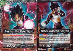 Black Masked Saiyan // Powerthirst Black Masked Saiyan - BT5-105 - UC