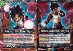 Black Masked Saiyan // Powerthirst Black Masked Saiyan - BT5-105 - UC on Channel Fireball