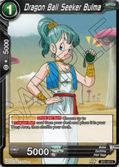 Dragon Ball Seeker Bulma - BT5-107 - C - Foil