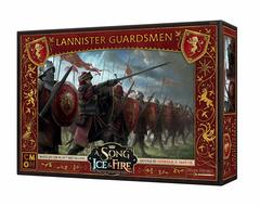 A Song of Ice & Fire - Tabletop Miniatures Game - Lannister Guardsmen