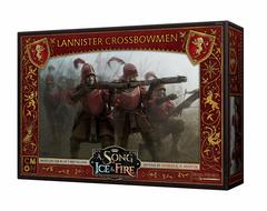 A Song of Ice & Fire - Tabletop Miniatures Game - Lannister Crossbowmen Unit Box