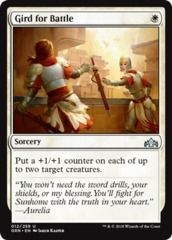 Gird for Battle - Foil