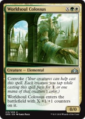 Worldsoul Colossus - Foil
