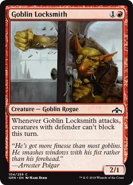 Goblin Locksmith - Foil