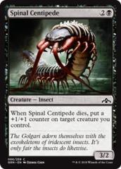 Spinal Centipede
