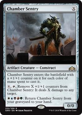 Chamber Sentry - Foil