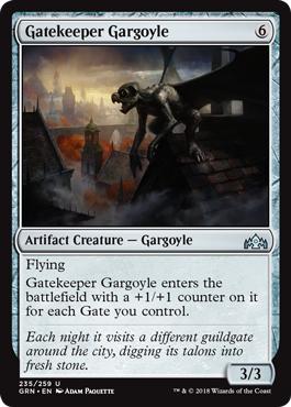 Gatekeeper Gargoyle - Foil
