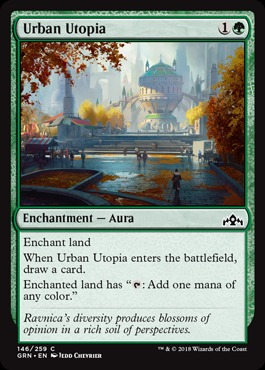 Urban Utopia - Foil