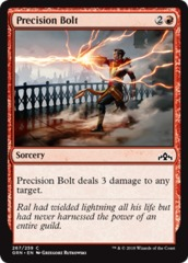 Precision Bolt - Planeswalker Deck Exclusive