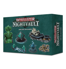 Wh Underworlds:Nightvault Arcane Hazards