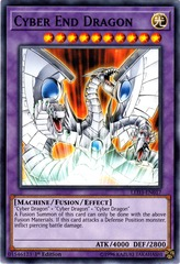 Cyber End Dragon - LED3-EN017 - Common - 1st Edition