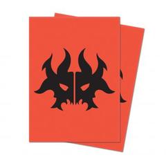 Ultra Pro Guilds of Ravnica Standard Sleeves - Rakdos (100ct)