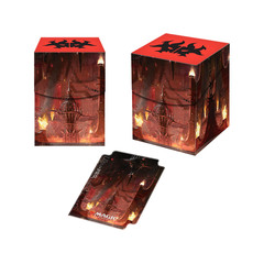Ultra Pro - MTG Guilds of Ravnica Cult of Rakdos PRO 100+ Deck Box (86925)