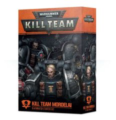 Kill Team: Kill Team Mordelai - Deathwatch Starter Set
