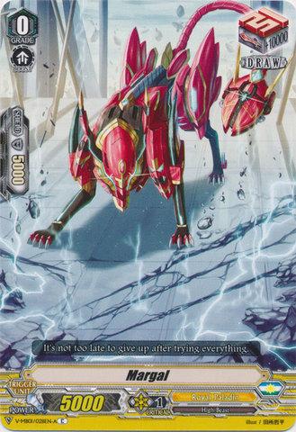 Margal - V-MB01/028EN-A - C
