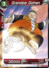 Grandpa Gohan - BT5-006 - UC - Foil