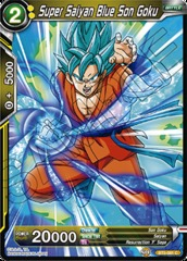 Super Saiyan Blue Son Goku - BT5-081 - C - Foil
