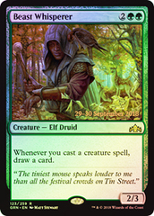 Beast Whisperer (Guilds of Ravnica Prerelease Foil)