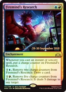 Fireminds Research - GRN Prerelease - Foil