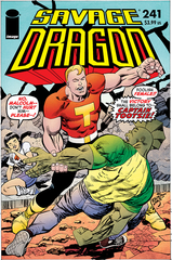 Savage Dragon #241 (Mr) (STL102956)
