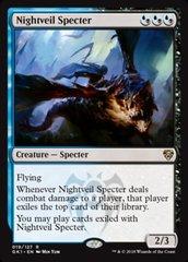 Nightveil Specter on Channel Fireball
