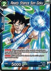 Ready Stance Son Goku - BT5-028 - C - Foil