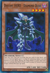 Destiny HERO - Diamond Dude - LEHD-ENA06 - Common - 1st Edition