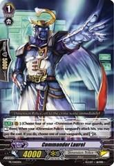 Commander Laurel - PR/0410EN - PR