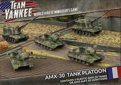 French: AMX-30 Tank Platoon