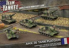 TFBX01 French: AMX-30 Tank Platoon