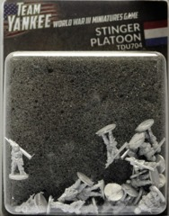 TDU704 Dutch: Stinger Missle Platoon