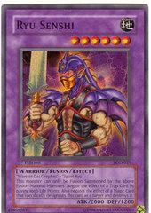Ryu Senshi - LOD-019 - Super Rare - 1st Edition