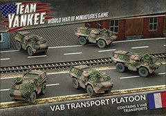 French: VAB Transport Platoon
