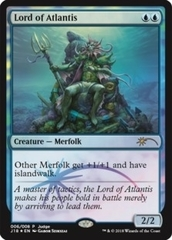 Lord of Atlantis - Foil DCI Judge Promo
