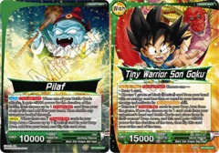 Pilaf // Tiny Warrior Son Goku - BT5-053 - UC - Foil